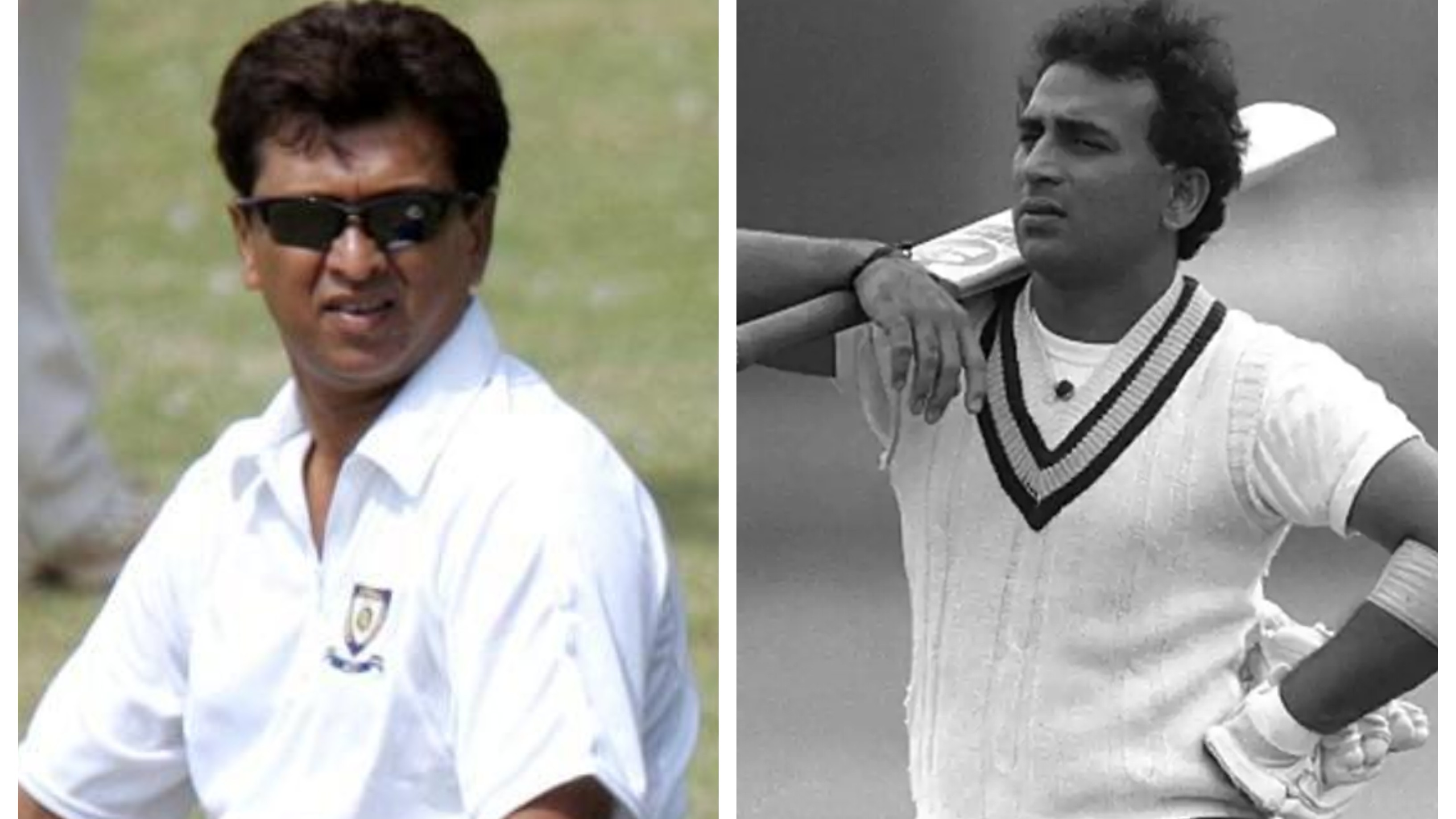 'He was one of the worst players I've ever seen in nets': Kiran More on Sunil Gavaskar