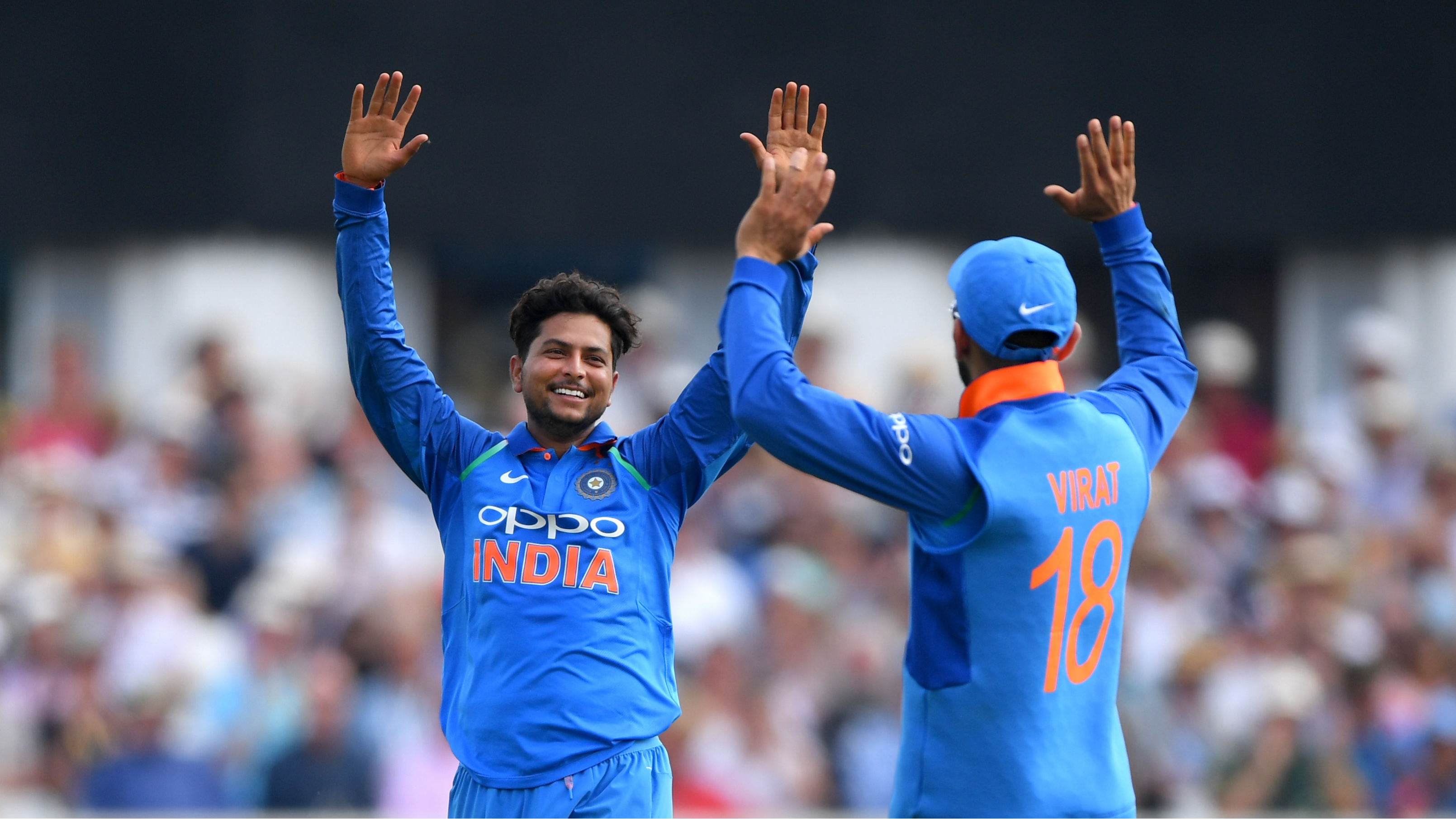 ENG v IND 2018: Twitter reacts as Kuldeep Yadav's astonishing 6-fer restricts England to 268
