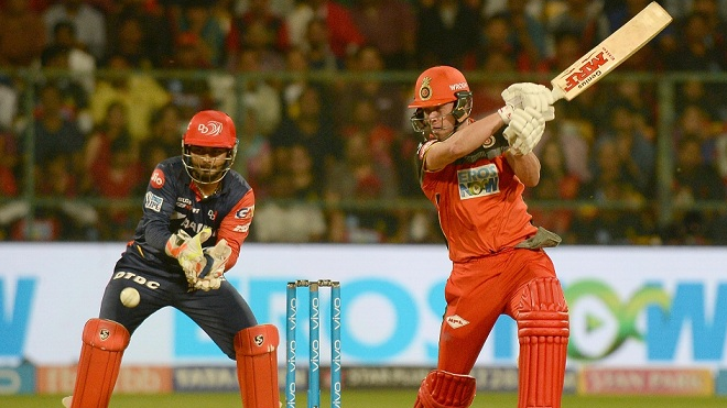 IPL 2018: Match 19- RCB v DD – Twitter in awe as AB de Villiers' 90* takes RCB to victory over DD