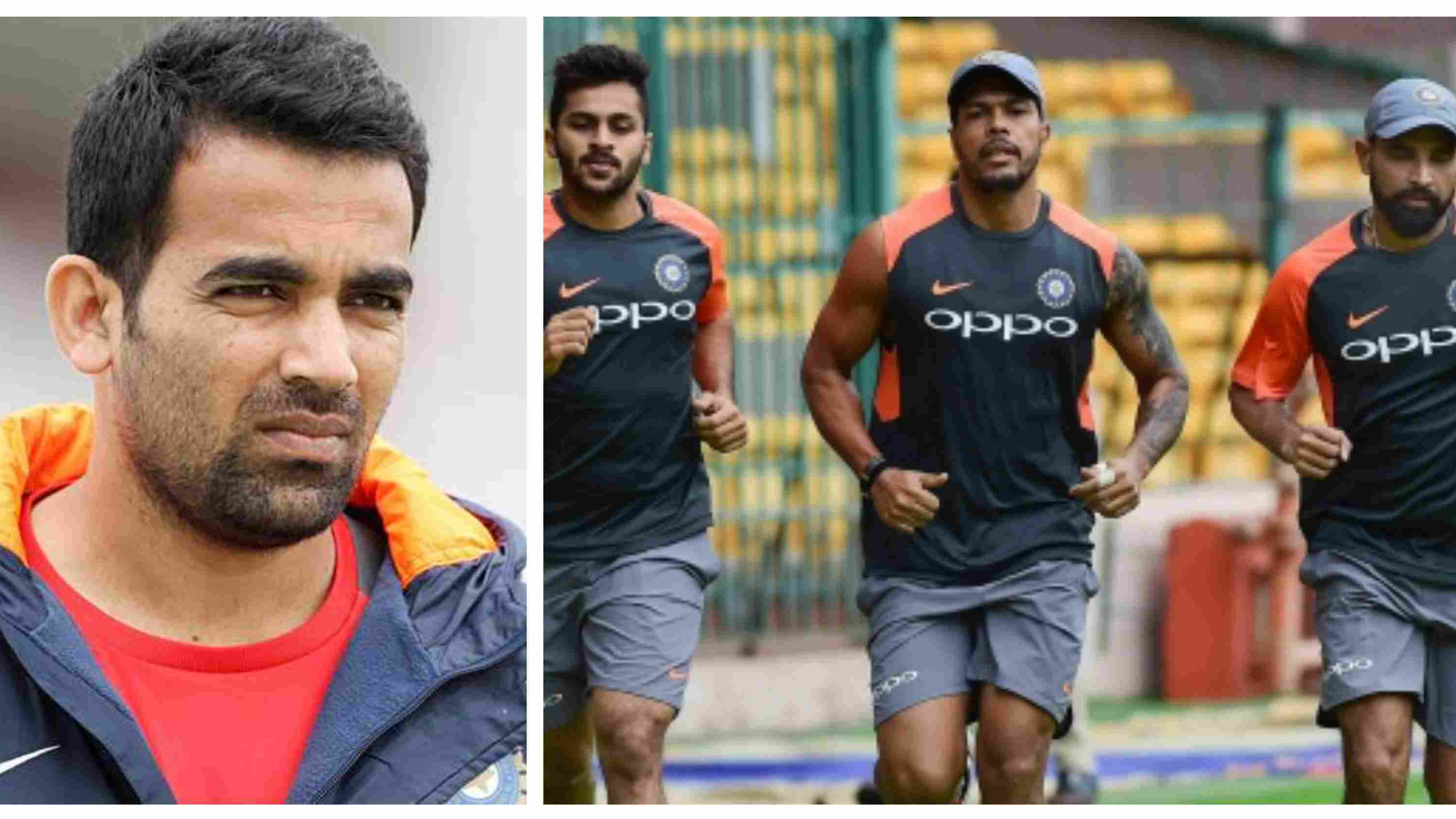 ENG v IND 2018: Zaheer Khan satisfied with India's fast bowling bench strength for England Tests