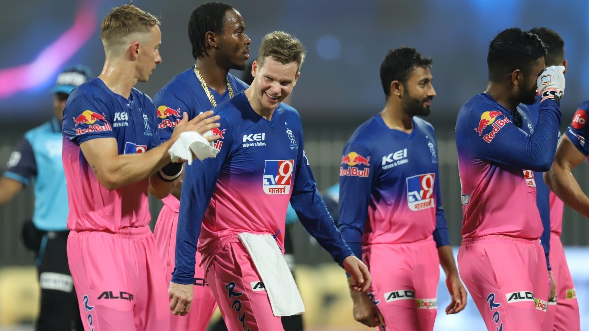 IPL 2020: Rajasthan Royals (RR) - Statistical Highlights