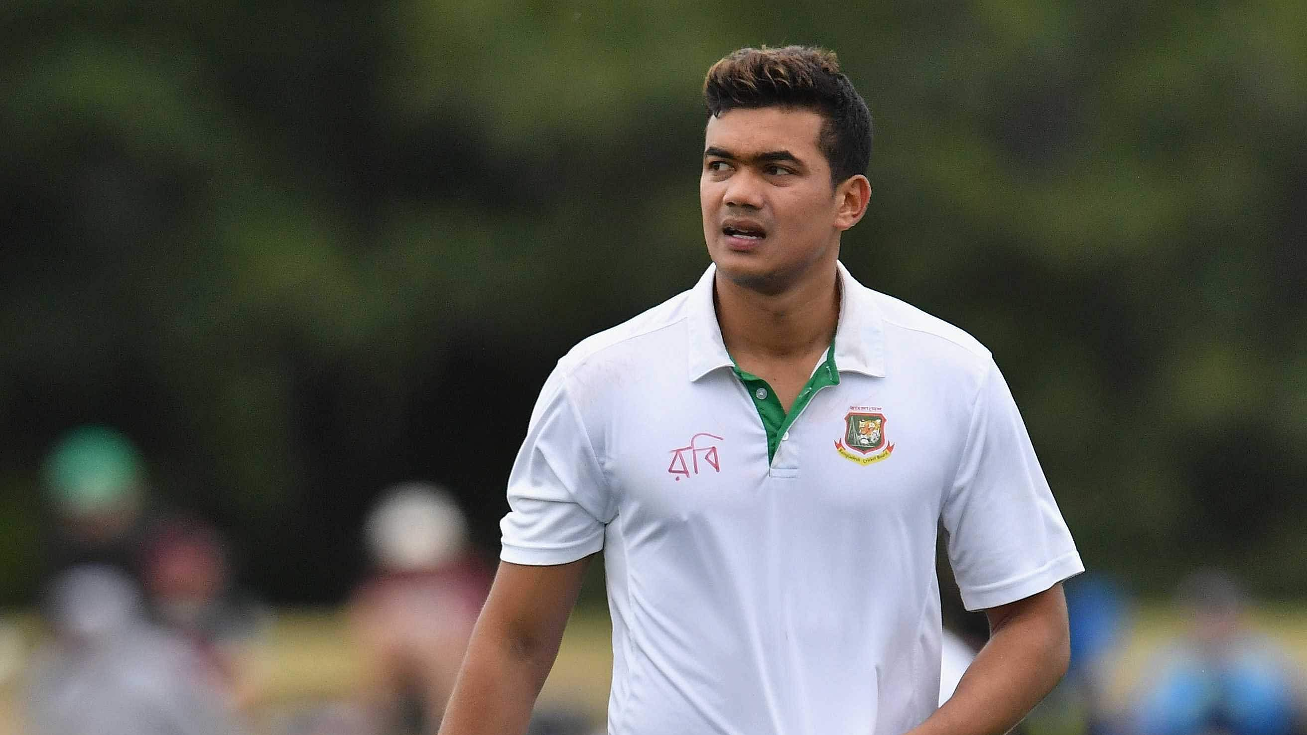 Taskin Ahmed's Test future in doubt after chronic back injury