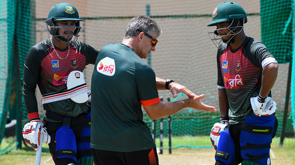 Asia Cup 2018: Bangladesh coach Steve Rhodes takes some positives from their defeat in finals