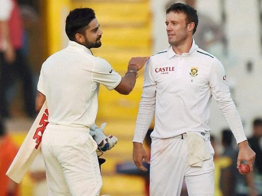 Virat Kohli and AB de Villiers | Getty Images