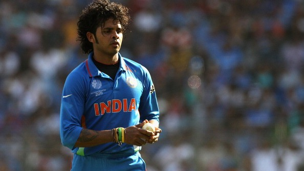 'Goal is to be in the 2023 World Cup team', Sreesanth ahead of comeback in Syed Mushtaq Ali Trophy