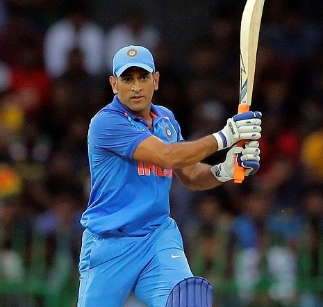 MS Dhoni bestowed with the prestigious Padma Bhushan award