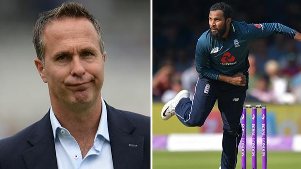 ENG vs IND 2018: Michael Vaughan replies back at Adil Rashid for calling his comments