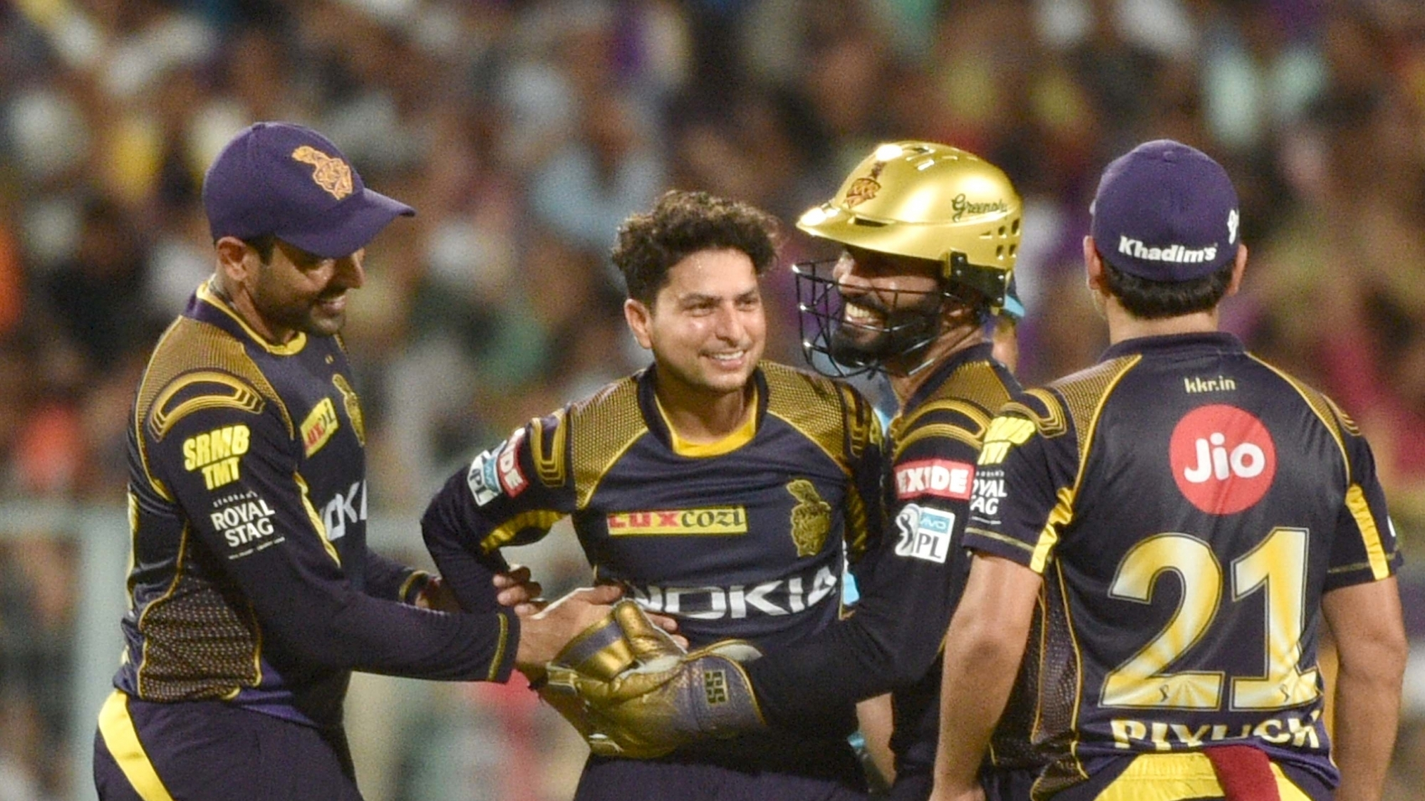 IPL 2018 : Kolkata Knight Riders (KKR) - Statistical Review for IPL 11
