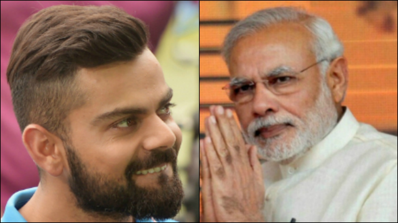 WATCH: Virat Kohli challenges India's PM Narendra Modi for #HumFitTohIndiaFit intiative