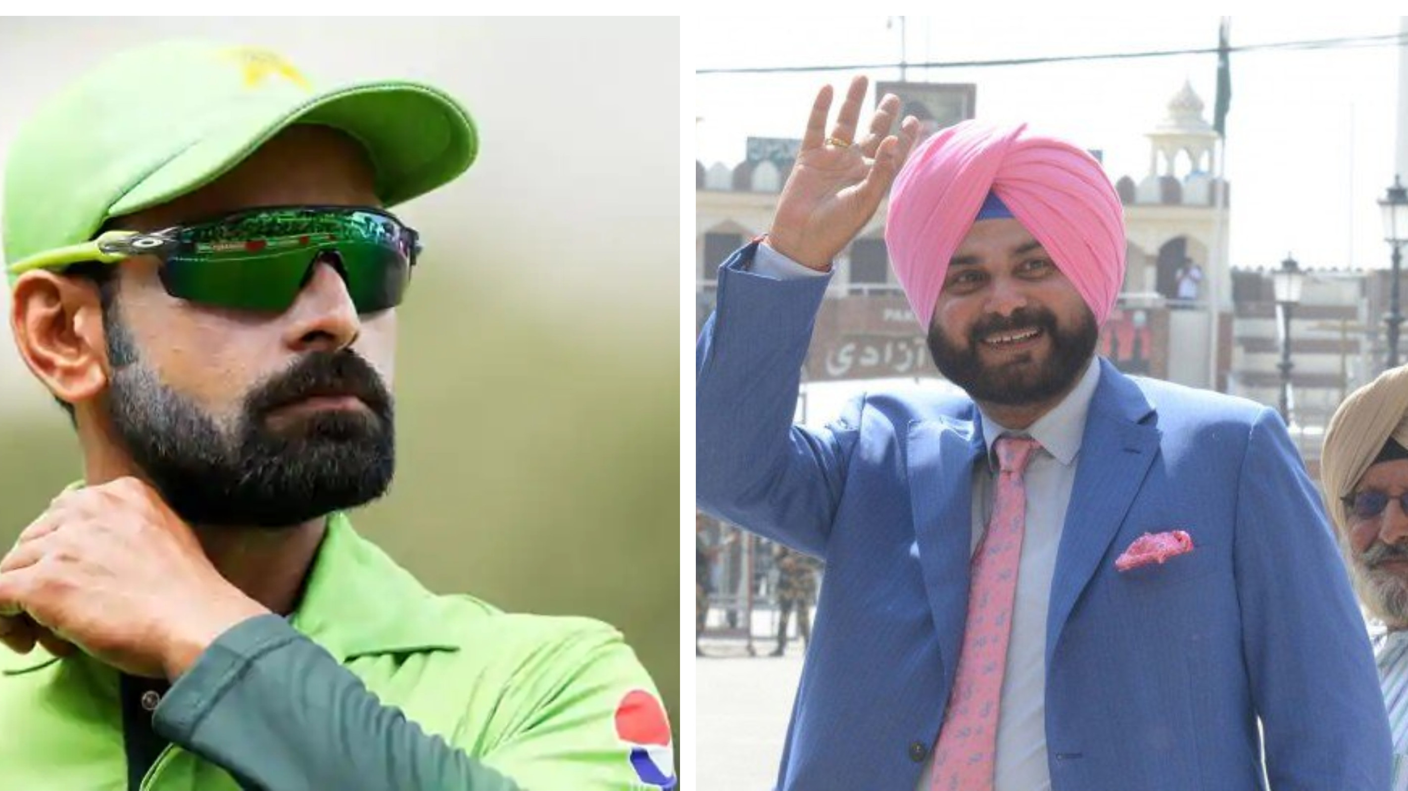 Mohammad Hafeez lauds Navjot Singh Sidhu's friendly gesture of visiting Pakistan