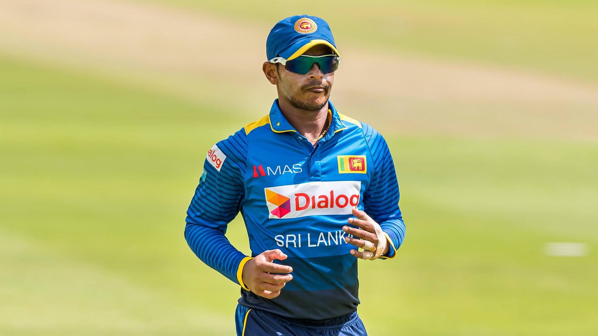 SL v IND 2021: Sri Lanka cricketer Sandun Weerakkody tests COVID-19 positive