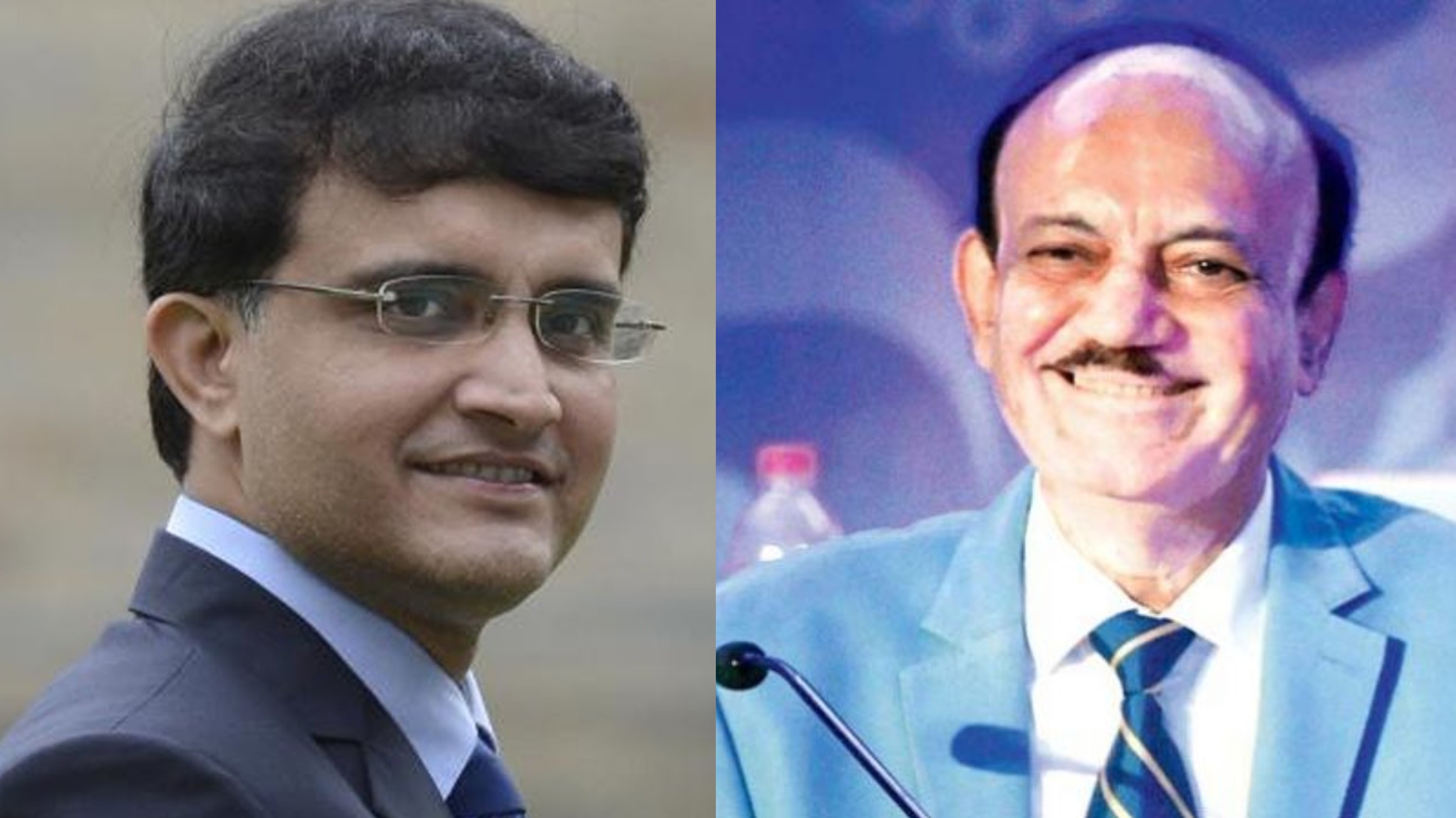 Interim chief CK Khanna speaks on appointment of Sourav Ganguly as new BCCI President
