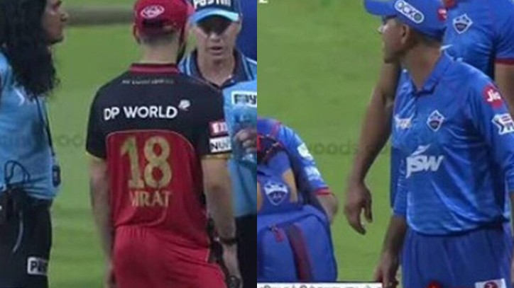 IPL 2020: Ashwin confirms heated argument taking place between Kohli and Ponting