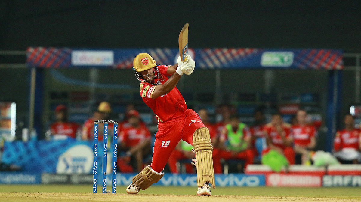 """IPL 2021: """"Wasn't too stressed about low scores"""", says Mayank Agarwal after smashing fifty against DC"""