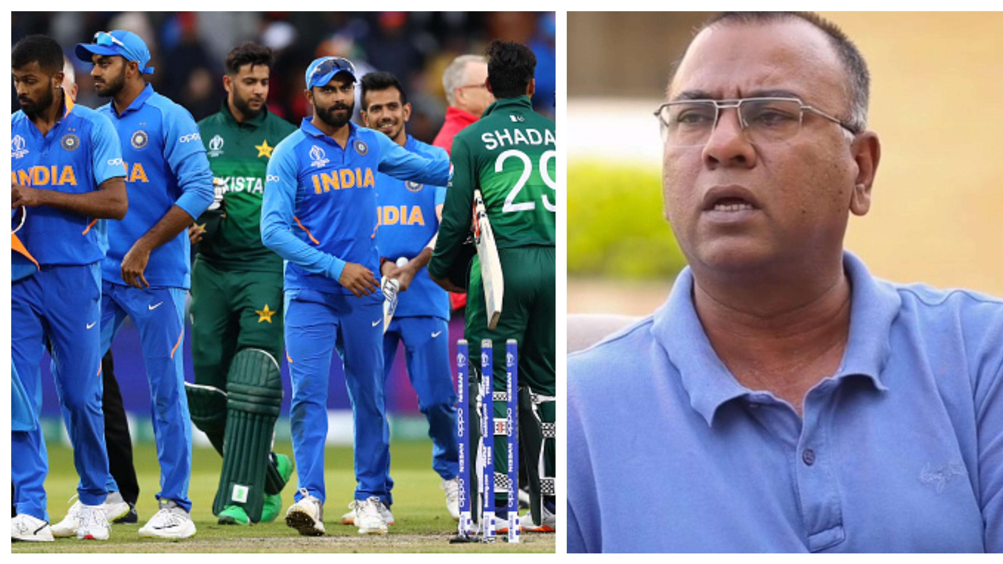 CWC 2019: WATCH – India will deliberately lose to SL and BAN to oust Pakistan from the World Cup, says Basit Ali