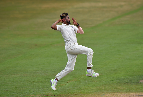 Mohammed Siraj picked 11 wickets including 8/59 against Aus-A recently | Getty