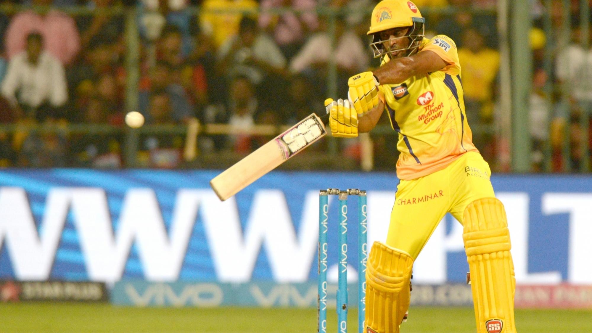 IPL 2018 : सुनील गावस्कर ने अंबाती रायडू की जमकर की तारीफ