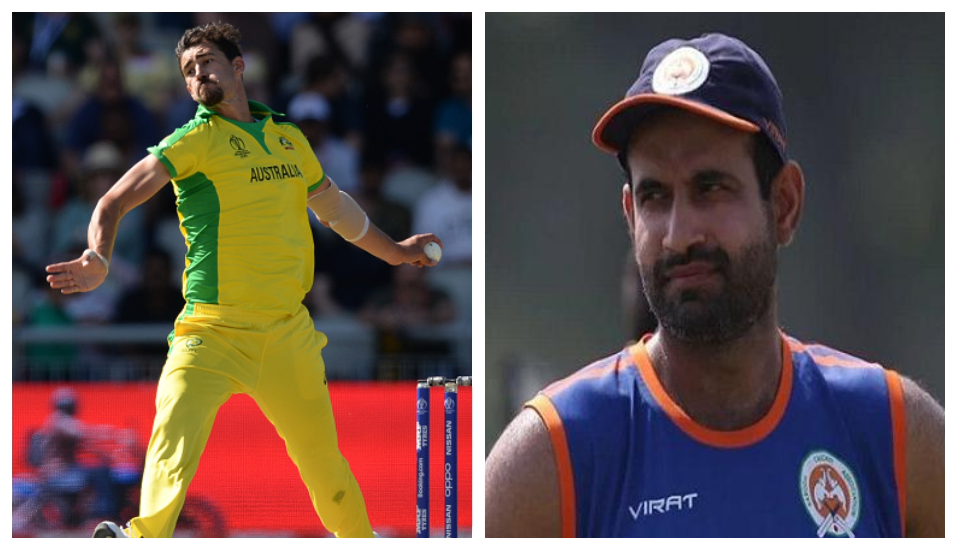 IND v AUS 2020: Starc's new action not allowing him to get it to swing, says Irfan Pathan