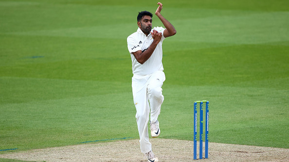 WATCH: R Ashwin claims six-wicket haul for Surrey against Somerset in second innings