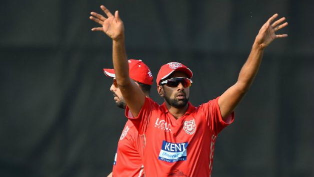 R Ashwin during his time with KXIP | IANS
