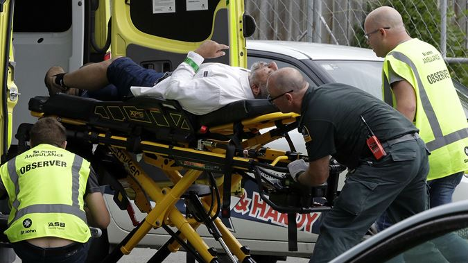 Christchurch saw the worst mass shootings in the history of New Zealand