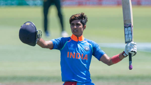 Shubman Gill sights India cap after a prolific 2018