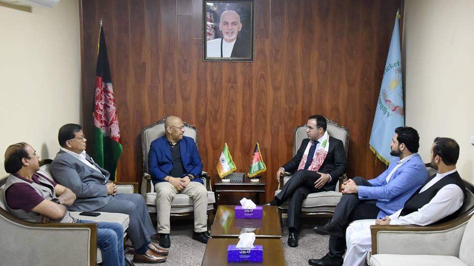 IND v AFG 2018: BCCI invites Afghanistan President Ashraf Ghani for the historic Bangalore Test