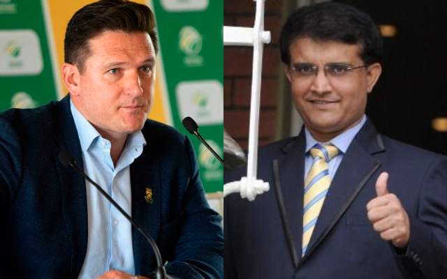 The deal of 3 T20Is was done between CSA's Smith and BCCI's Ganguly
