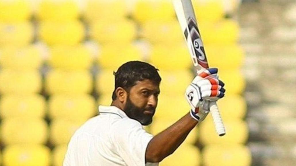 वसीम जाफर रणजी ट्रॉफी में 11,000 बनाने वाले पहले बल्लेबाज बने