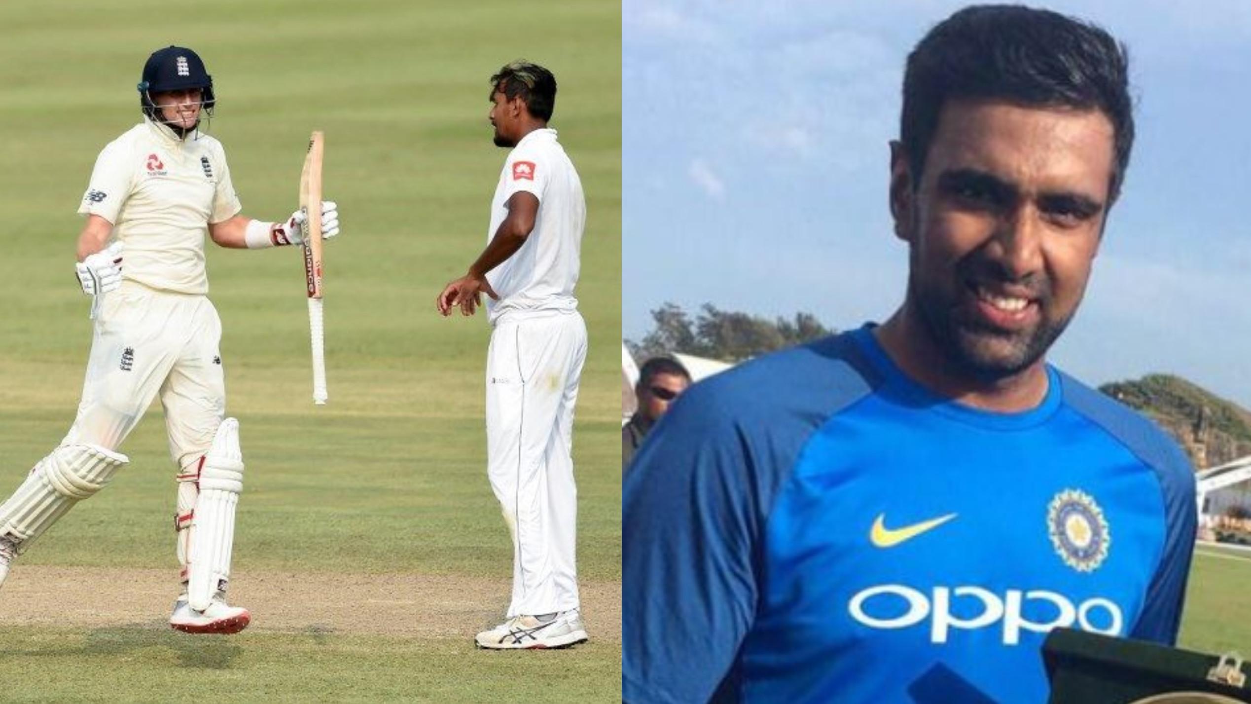 रवि अश्विन ने श्रीलंका और इंग्लैंड के बीच खेले जा रहे दूसरे टेस्ट मैच का एक उत्साही फैन की तरह लिया आनंद