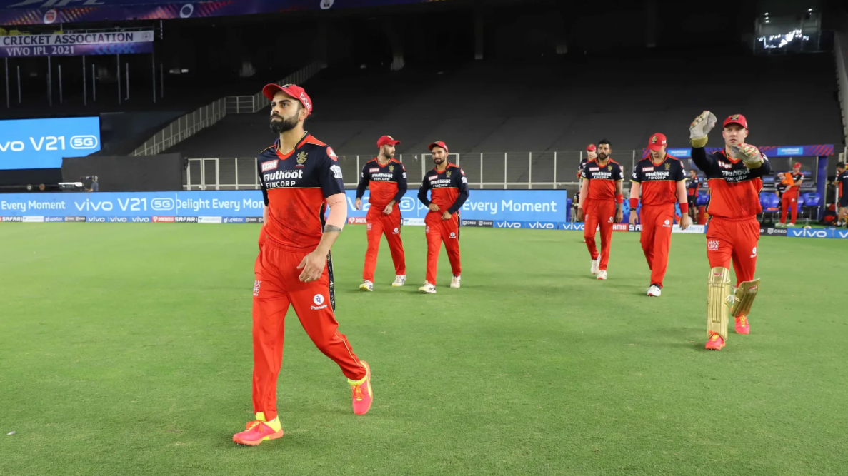 IPL 2021: RCB update their logo; urge fans to step out of the house with masks on