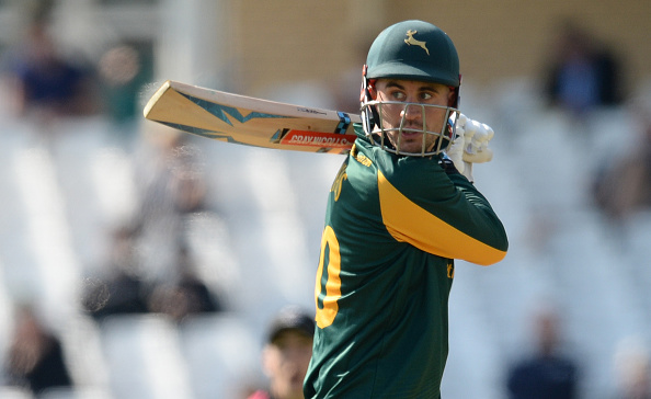 Alex Hales | Getty