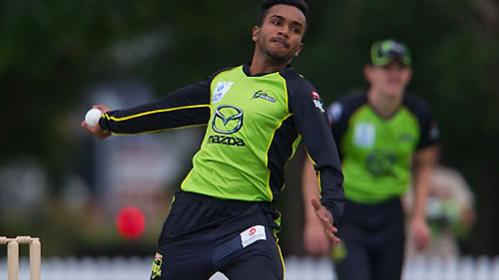 ऑस्ट्रेलिया ने सिडनी थंडर्स के मिस्ट्री गेंदबाज अर्जुन नायर पर लगाए बैन को हटाया