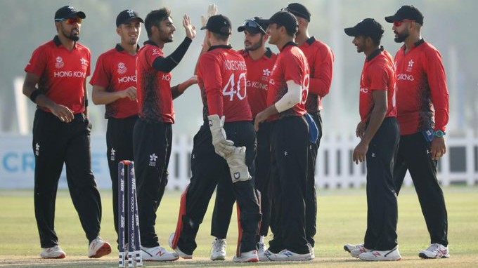 ICC T20 WCQ 2019: Hong Kong ends Canada's unbeaten run with a convincing 32-run victory