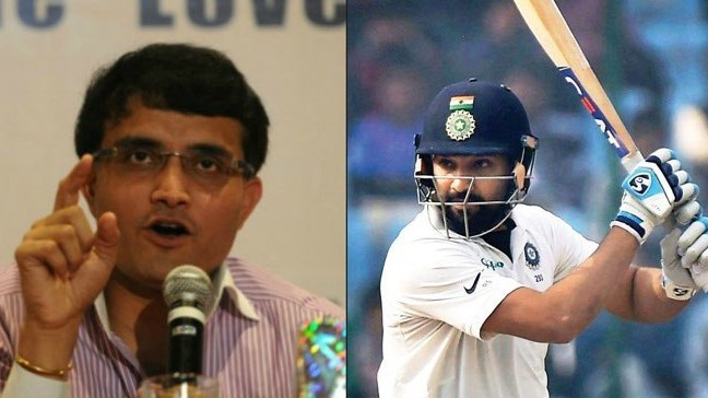 NZ v IND 2020: Sourav Ganguly announces injured Rohit Sharma's replacement for Test series