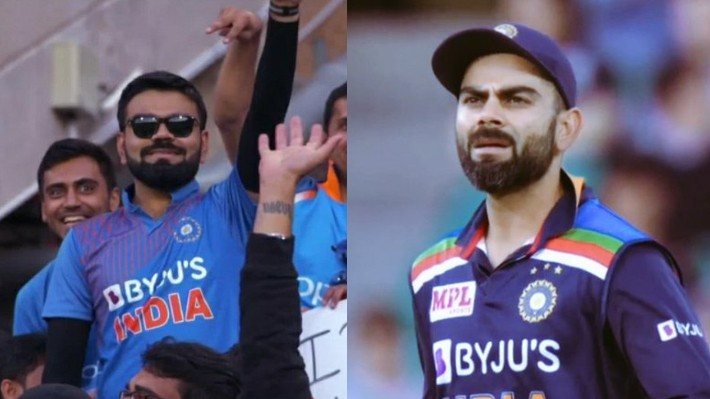 AUS v IND 2020-21: WATCH - Virat Kohli's hilarious reaction on seeing his doppelganger in SCG