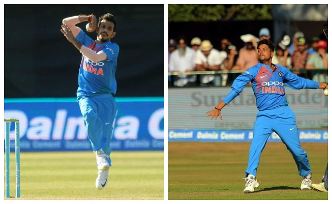 Yuzvendra Chahal and Kuldeep Yadav proved to be too good for Ireland batsmen | Getty
