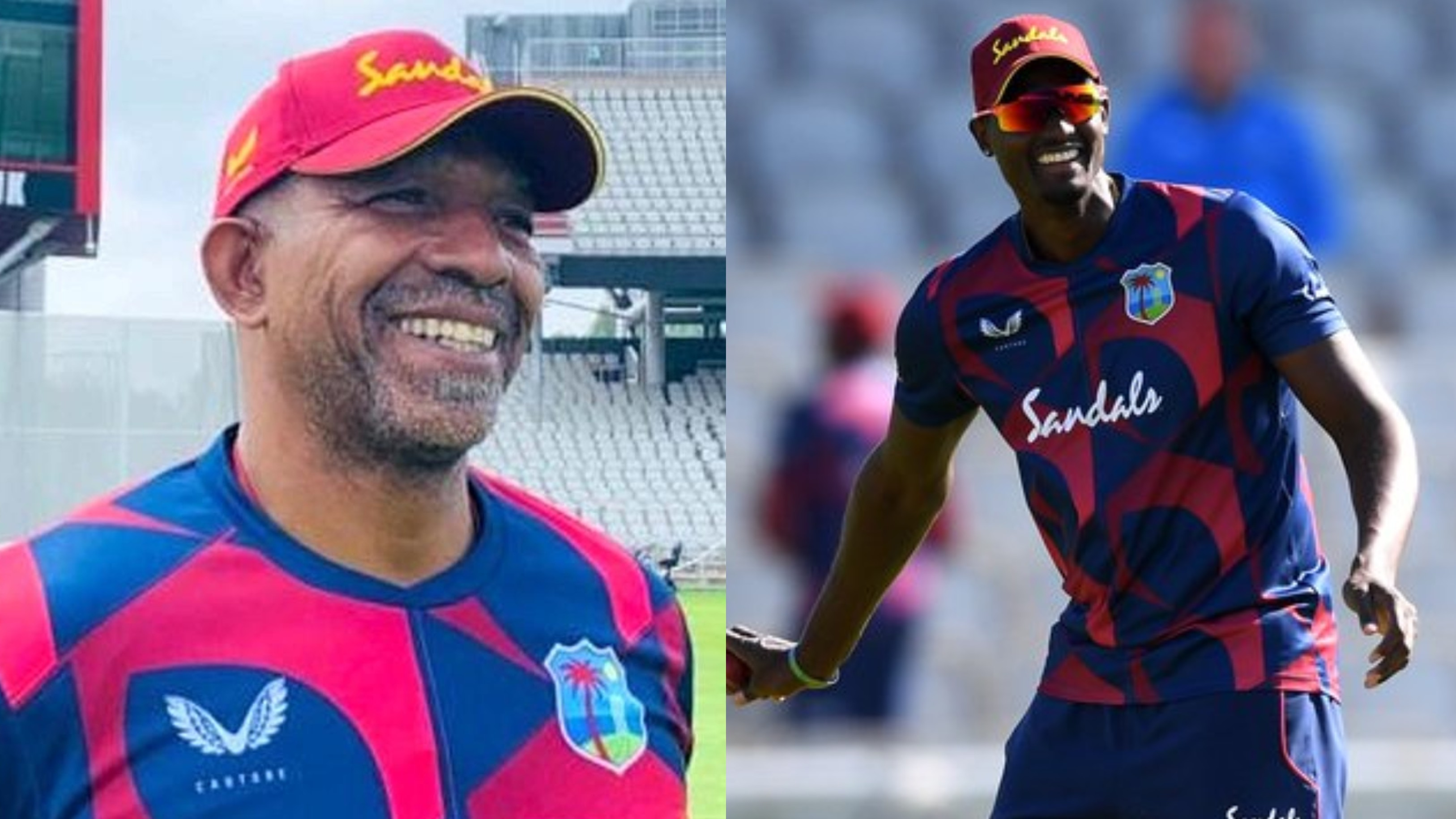 ENG v WI 2020: Phil Simmons speaks on Holder's niggle after he reduced participation in warm up match