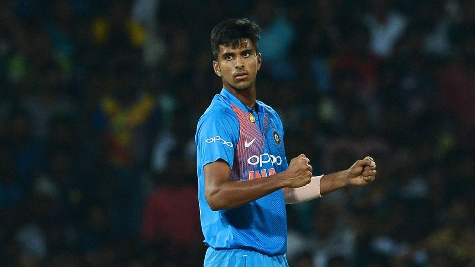 I feared for my career before the IPL came along, says Washington Sundar