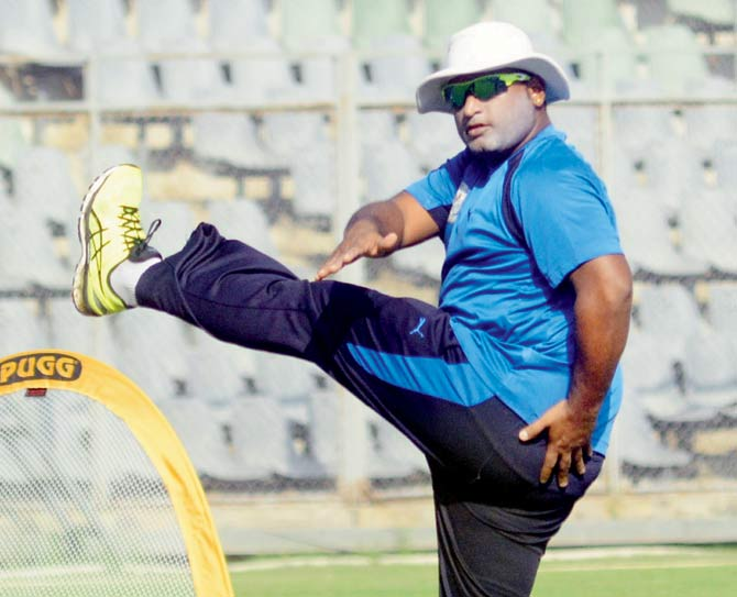 Ramesh Powar resigns as MCA's academy coach