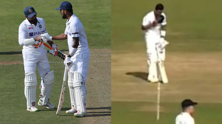 WATCH - KL Rahul's gesture in the warm-up match wins hearts of Indian fans