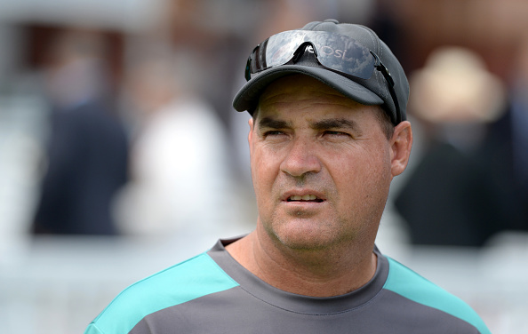 Mickey Arthur | Getty