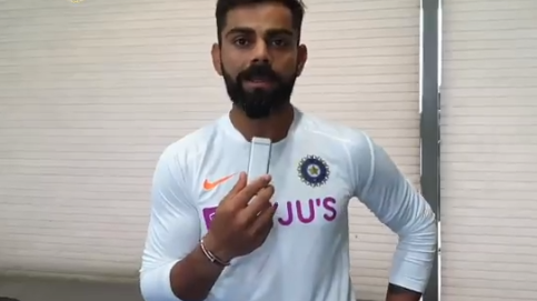 IND v SA 2019: WATCH – Virat Kohli reflects on his marathon double ton in Pune Test
