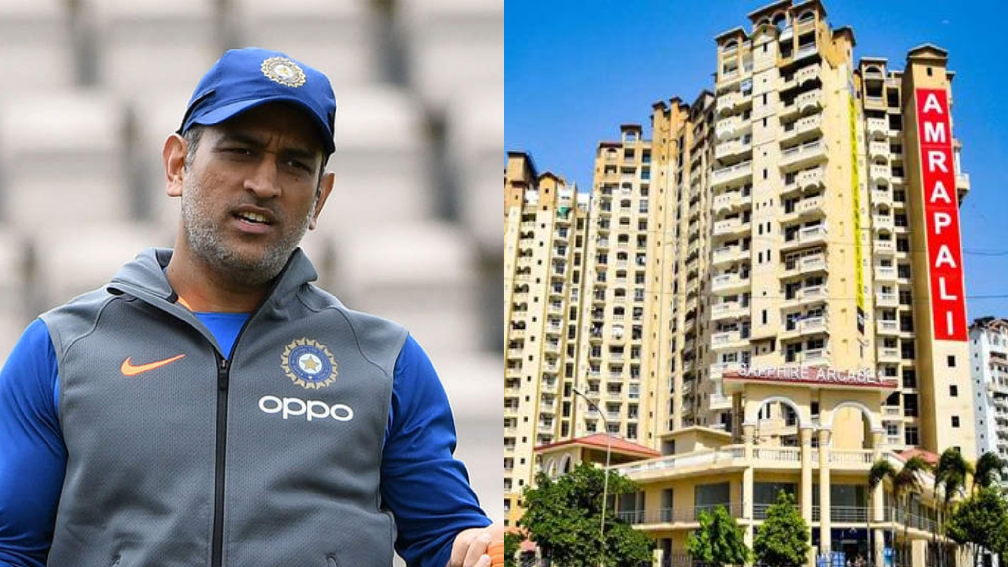 MS Dhoni named in seven FIRs as part of criminal conspiracy in Amrapali Group scam