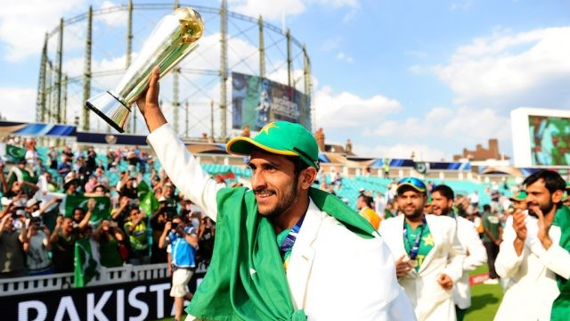 Remembering 2017 Champions Trophy win against India still gives me goosebumps, says Hassan Ali