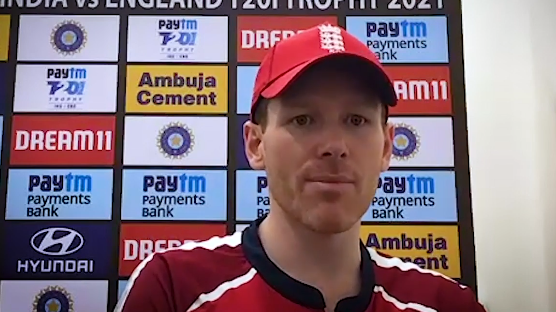 "IND v ENG 2021: ""Really was a typical Indian wicket"", says Eoin Morgan after England's heavy loss in 2nd T20I"