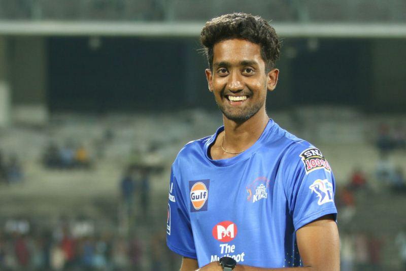 Ravisrinivasan Sai Kishore   BCCI/IPL