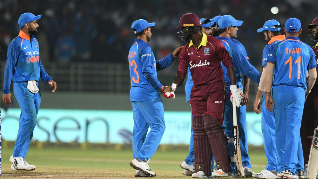 IND v WI 2018: Third ODI - Statistical Preview