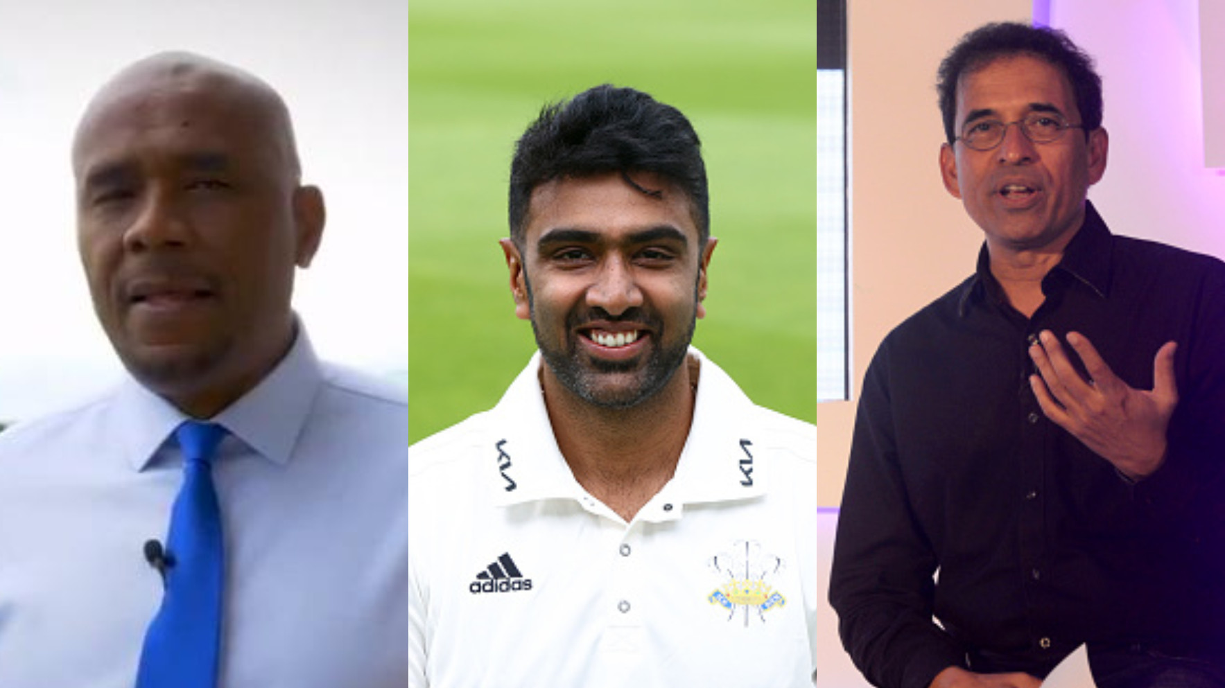 Cricket fraternity reacts to R Ashwin's 6/27 for Surrey against Somerset