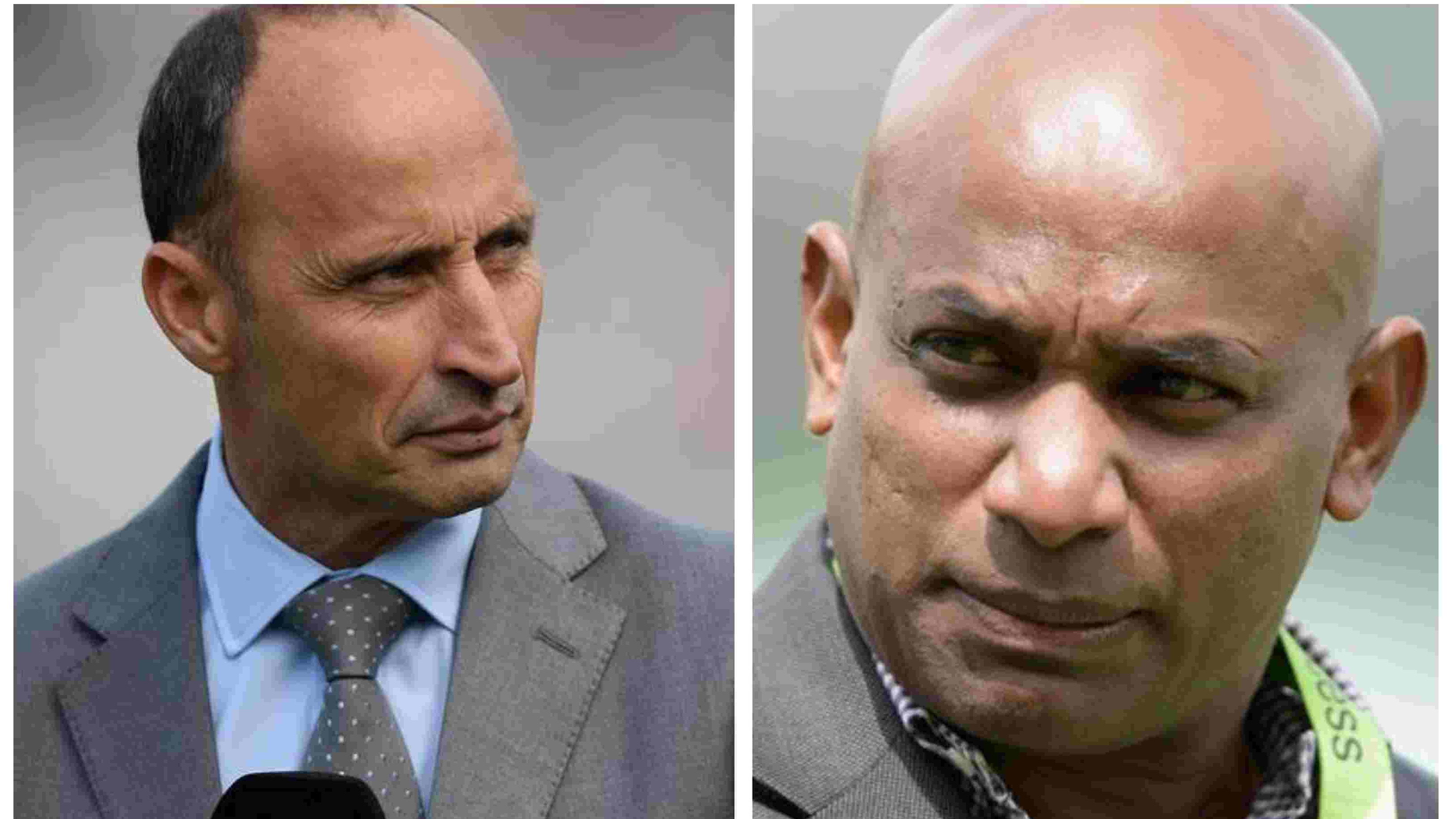 Nasser Hussain shares his views on the corruption charges laid down by ICC on Sanath Jayasuriya